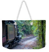 Going Around The Bend Weekender Tote Bag