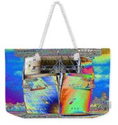 Going Cruising Weekender Tote Bag