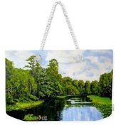 Going Down The St John's River Weekender Tote Bag
