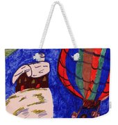 Going For A Ride Weekender Tote Bag