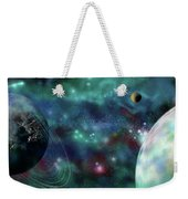 Going Further Weekender Tote Bag