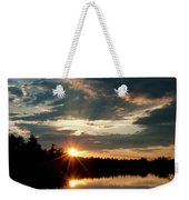 Going Going Weekender Tote Bag