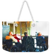 Going Home To Loved Ones Weekender Tote Bag