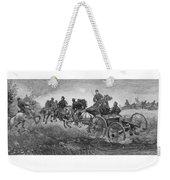 Going Into Battle - Civil War Weekender Tote Bag