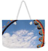 Going 'round In Circles Weekender Tote Bag