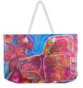 Going Someplace Pretty Weekender Tote Bag