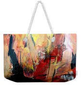 Going Through The Fire 3 Weekender Tote Bag
