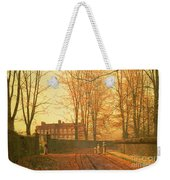 Going To Church Weekender Tote Bag