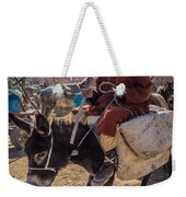 Going To The Rissani Market Weekender Tote Bag