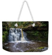 Goit Stock Waterfall Weekender Tote Bag