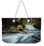 Goitstock Mill Waterfall  Weekender Tote Bag