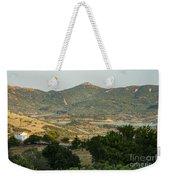 Gokceada Island Landscape Weekender Tote Bag