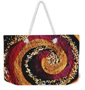 Gold And Glitter 56 Weekender Tote Bag