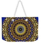 Gold And Sapphires  Weekender Tote Bag