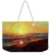 Gold Beach Oregon Sunset Weekender Tote Bag