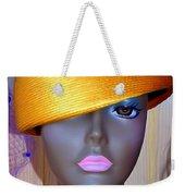 Gold Bowl Brenda Weekender Tote Bag