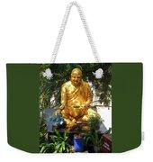 Gold Buddha 4 Weekender Tote Bag