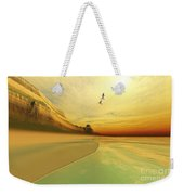 Gold Coast Weekender Tote Bag by Corey Ford
