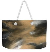 Gold Dust Woman Weekender Tote Bag