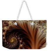 Gold In Them Hills Weekender Tote Bag by Clayton Bruster