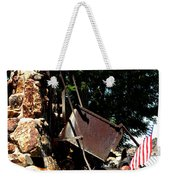 Gold Mining Virginia City Nv Weekender Tote Bag