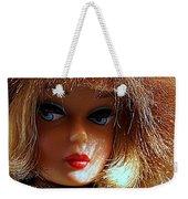 Gold N Glamour Weekender Tote Bag