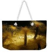 Gold Sea Anemones Weekender Tote Bag