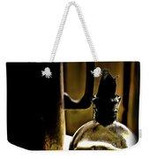 Gold Spirits Weekender Tote Bag