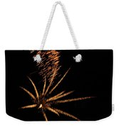 Gold Star Tail Weekender Tote Bag