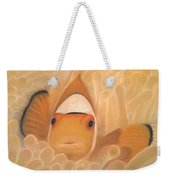 Gold Touch Weekender Tote Bag