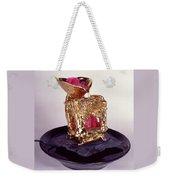 Golden Angels Weekender Tote Bag