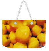 Golden Apples Of The Sun Weekender Tote Bag