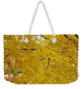 Golden Canopy Weekender Tote Bag