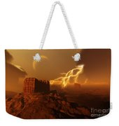 Golden Canyon Weekender Tote Bag by Corey Ford