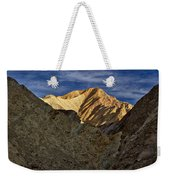 Golden Canyon View #2 - Death Valley Weekender Tote Bag