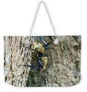 Golden Carpenter Ant  Weekender Tote Bag