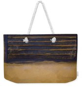 Golden Coin Number Two Weekender Tote Bag