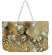 Golden Dandy Shower Weekender Tote Bag
