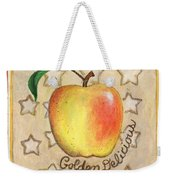 Golden Delicious Two Weekender Tote Bag