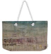 Golden Dusk Weekender Tote Bag