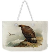 Golden Eagle By Thorburn Weekender Tote Bag