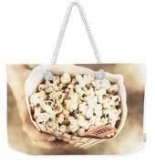 Golden Era Of Entertainment Weekender Tote Bag