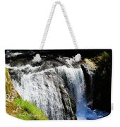 Golden Falls, Oregon Weekender Tote Bag
