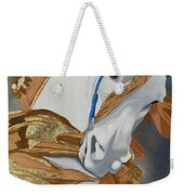 Golden Fantasy Weekender Tote Bag