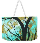 Golden Fascination 4 Weekender Tote Bag