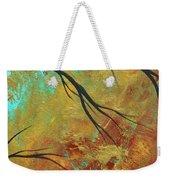 Golden Fascination 5 Weekender Tote Bag