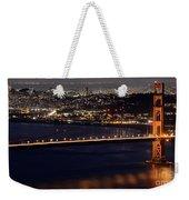 Golden Gate Weekender Tote Bag
