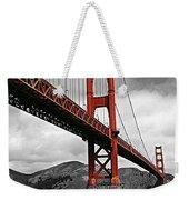 Golden Gate Bridge - San Francisco Weekender Tote Bag