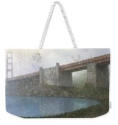 Golden Gate Bridge Weekender Tote Bag
