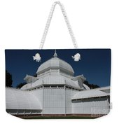 Golden Gate Conservatory Weekender Tote Bag